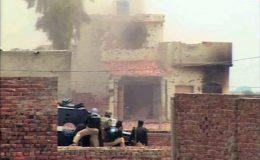لاہور :چوبیس گھنٹوں کے دوران پانچ بڑے دہشتگردوں کو ہلاک کر دیا گیا