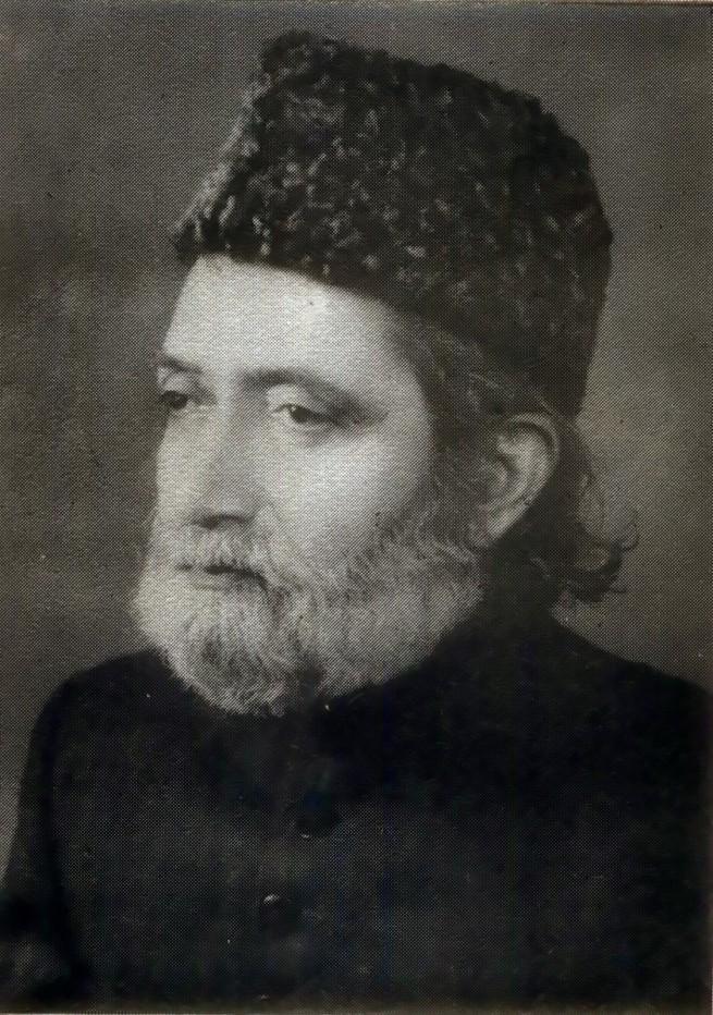 Hazrat Gulzar Ahmad Nadim Sabri