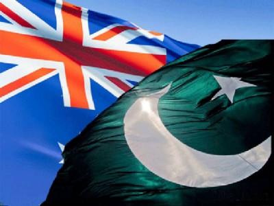 Australia and Pakistan