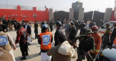 Charsadda University Attack