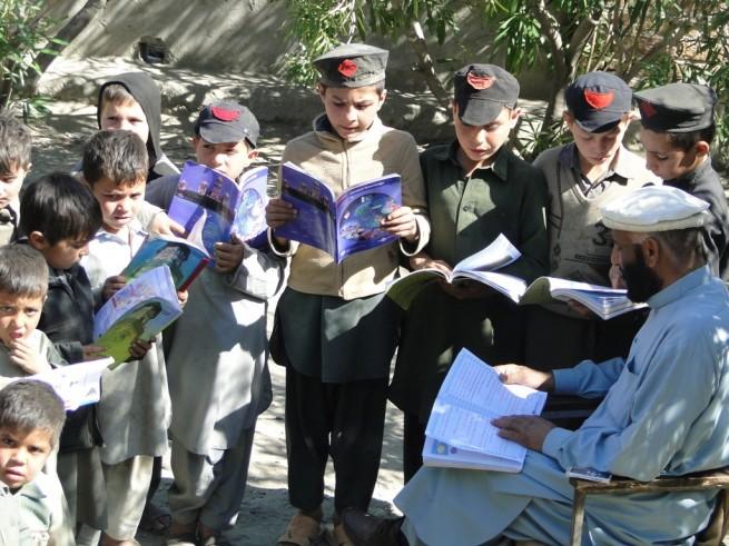 Children Studing