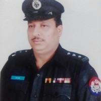 DSP Ikraam Khan