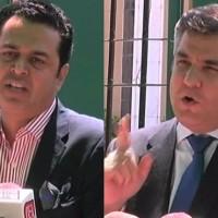 Daniyal Aziz and Talal