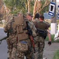 Eastern Ukraine Fighting