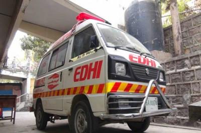 Edhi Ambulance