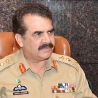 General Raheel Sharif