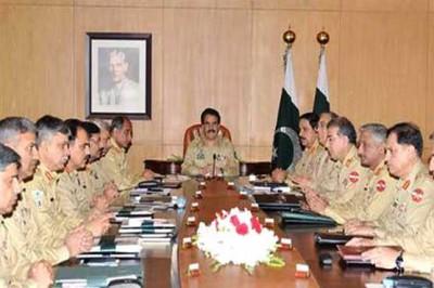 General Raheel Sharif Meeting