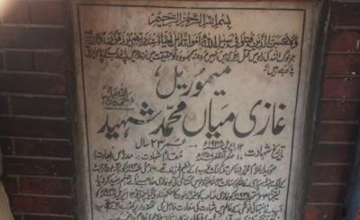 Ghazi Mian Mohammad Shaheed