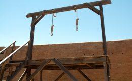 ڈسٹرکٹ جیل سیالکوٹ میں 2 مجرموں کو تختہ دار پر لٹکا دیا گیا