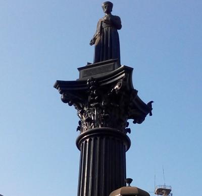 Khada Parsi Statue - Byculla
