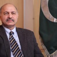 Mushahid Hussain Syed