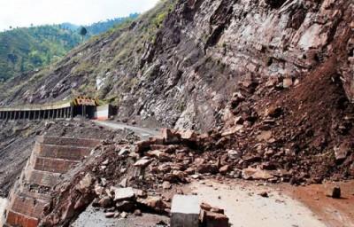 Muzaffarabad Landslide