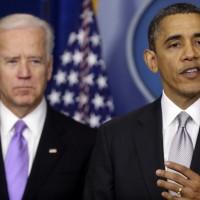 Obama and Joe Biden