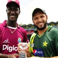 Pak West Indies Series