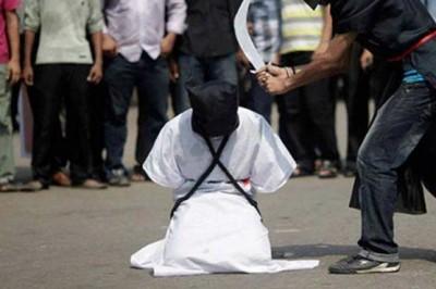 Pakistan Smuggler Beheading