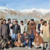 Pakistani Trapped in China