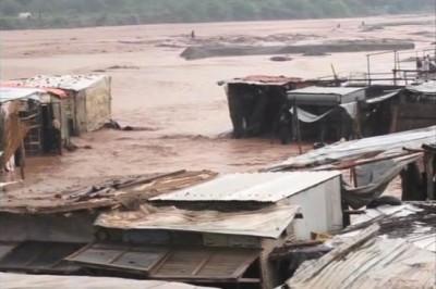 Peshawar Flash Flood