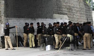 Police in Rawalpindi