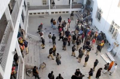 Police Station Terrorists Attack