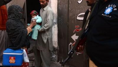 Polio Campaign Pakistan