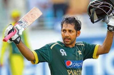 Sarfaraz Ahmed,