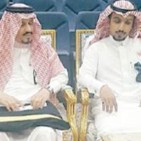 Solaiman Bin Ali Bin Mahfouz with Son