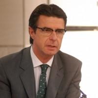 Spanish minister Jose Manuel Soria