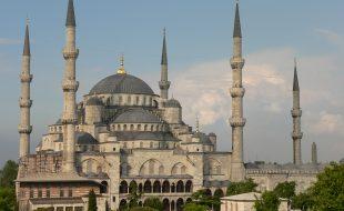 مسجد سلطان احمد، استامبول ترکی