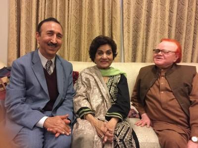 Hussain  Ahmd  Sherazi ,,Haseena Moin ,,,Altaf Hussain Qureshi