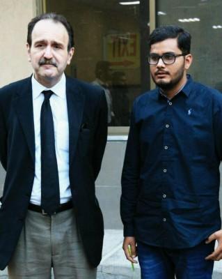 Meeting with Munib Iqbal