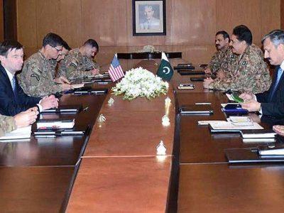 Army Chief General Raheel Sharif,
