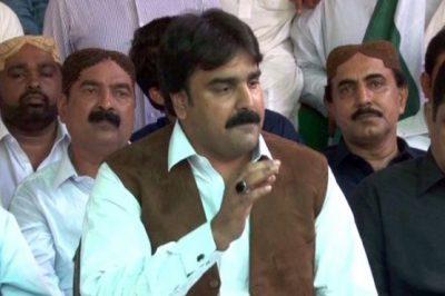 Ashfaq Mangi