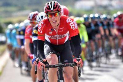 Belgian Rider Stig Broeckx