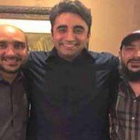 Bilawal with Ali Haider