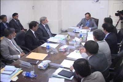 Chairman NAB Meeting
