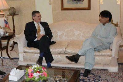 Chaudhry Nisar Meeting