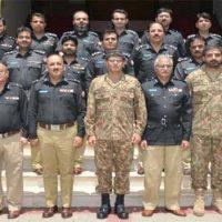 Corps Commander Meeting