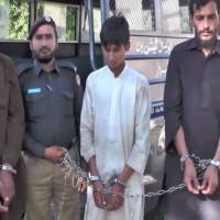 Criminal Arrested
