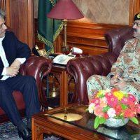 DG Rangers and Dr. Ishratul Ebad Meeting