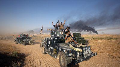 Fallujah to battle Islamic