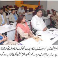 Furqan Qureshi,Seminar Speech