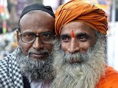 Hindus Muslims