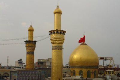 Imam Hussain Tomb