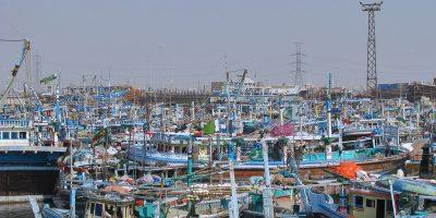 Karachi  Fishermen