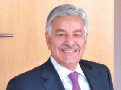 Khawaja Mohammad Asif