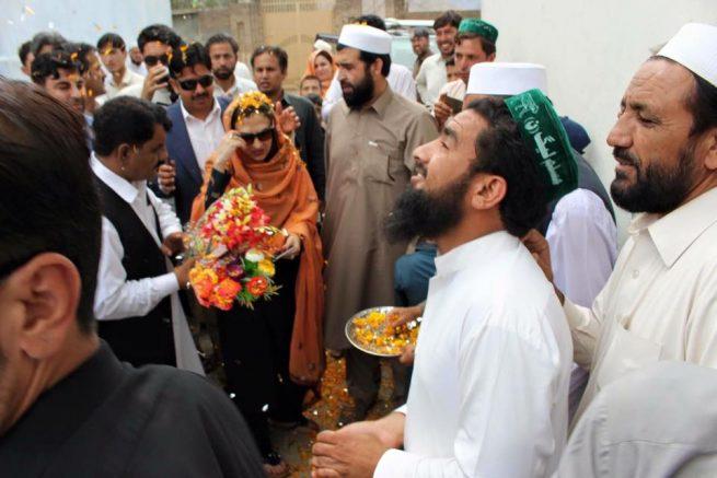 Marvi Memon Visit Mohmand Agency