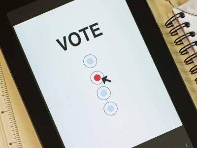 Mobile Vote App