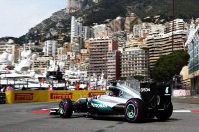 Monaco Formula One