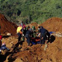 Myanmar Soil Landslide