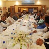 Opposition Leaders Meeting
